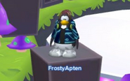 FrostyApten in game