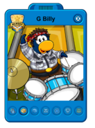 G Billy Player Card1