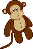 Monkey Stuffie icon
