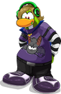 888 yoshi custom penguin request