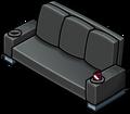 Black Designer Couch sprite 007