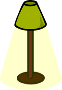 Burgundy Lamp sprite 002