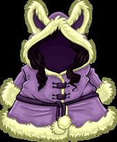 Cozy Winter Coat Icon 4149