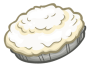 Cream Pie Pin icon