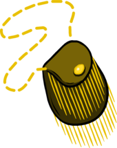Fringed Purse icon