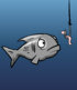 GRAY FISH card image