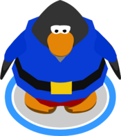 Gnome Outfit ingame
