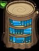 Stump Bookcase sprite 006