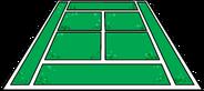 Tennis Court sprite 001