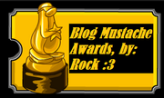 Blog Mustache Awards, by, Rock