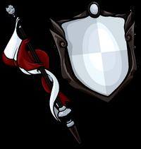 Cetro y Escudo icono