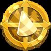 Medalla de Nivel Compartir