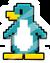 Pixel Penguin Pin icon