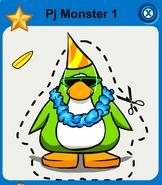 Pj PlayerCard