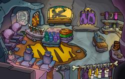 Prehistoric Party 2016 Stone Salon