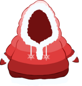 Red Parka icon