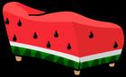Watermelon Sofa sprite 006