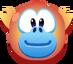Emoji Golden Monkey