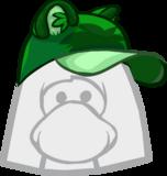 Green Raccoon Hat icon