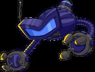 Marvel Super Hero Takeover Pre Login Robot 005