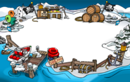 Pirate dock