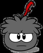 Puffle Negro 10
