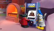 Arcade de Club Penguin adelanto