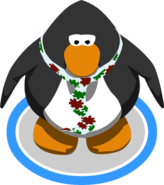 Holiday Tie in-game