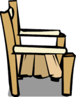 Log Chair sprite 007