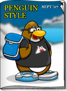Penguin Style September 2007
