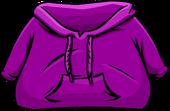 Purple Hoodie