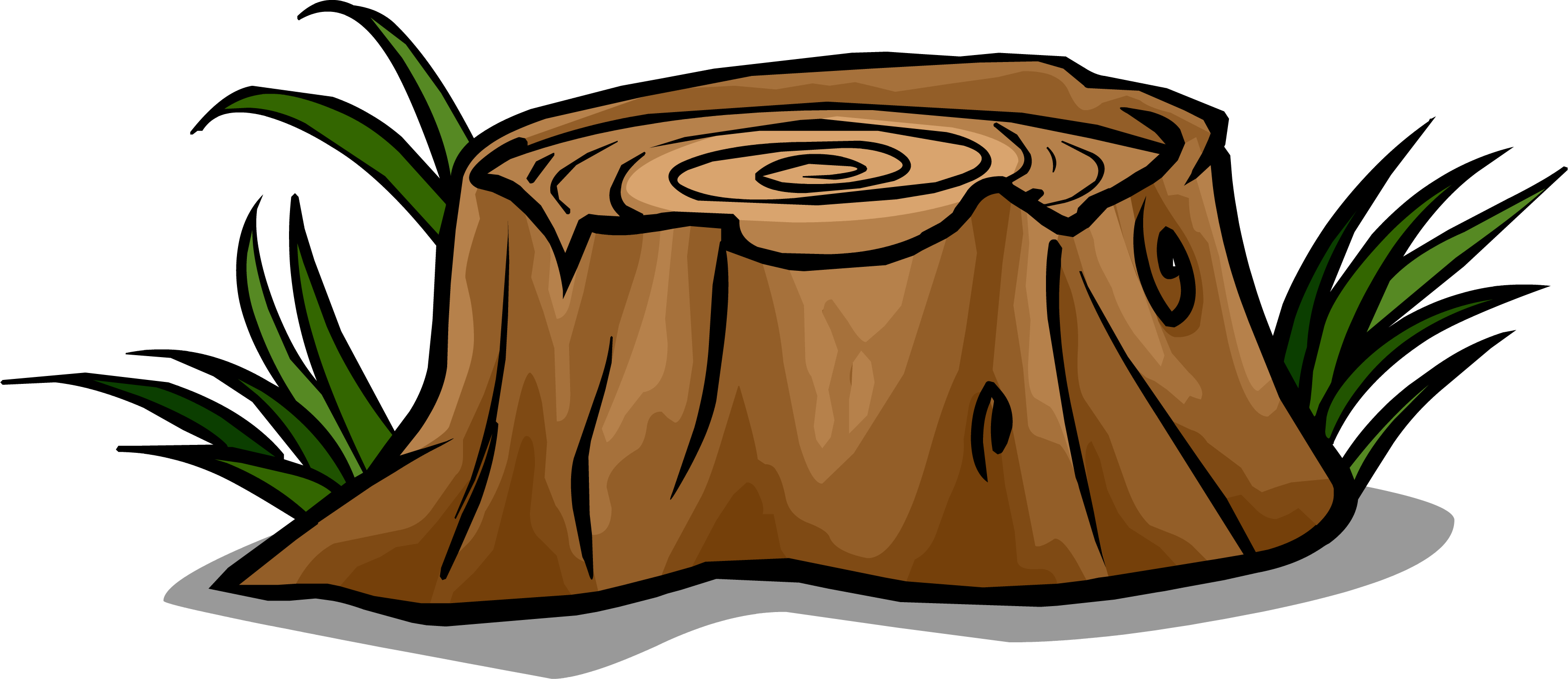 image tree stump sprite 001 png club penguin wiki fandom rh clubpenguin wikia com tree stump clipart png