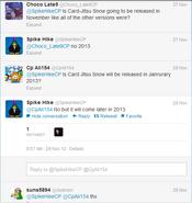 C-J Snow Release Info