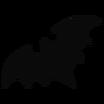 Calcomanía Murciélago
