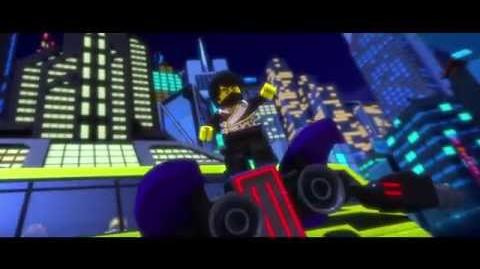 """LEGO NINJAGO """"After The Blackout"""" Official Music Video"""