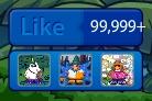 Más de 99 999 Me Gusta en un Iglú