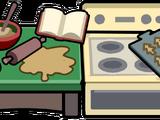 Cocina de Repostero
