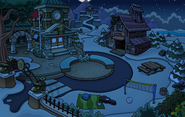 Operation Puffle Mine Shack