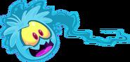 Puffle Fantasmagórico Celeste