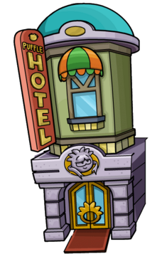 Puffle Hotel Ext