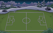 Soccer Pitch Location night