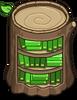 Stump Bookcase sprite 005