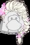 Trenza de Elsa con Flores icono