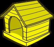 Yellow Puffle House sprite 002