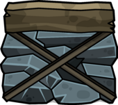 Abandoned Mine Wall sprite 002