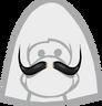 Artist Mustache icon