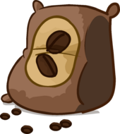 Bag of Coffee icon