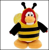 Bumble Bee Plush
