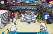 Festival of Snow Lighthouse