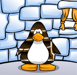 Invert color penguin